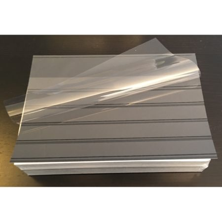Mandor DinA5 Approval Cards 5 strips 210 x 148 mm / cover sheet