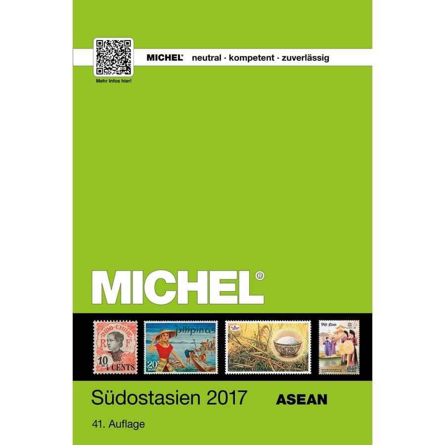 Michel Catalog Südostasien 2017 (ÜK 8/2)