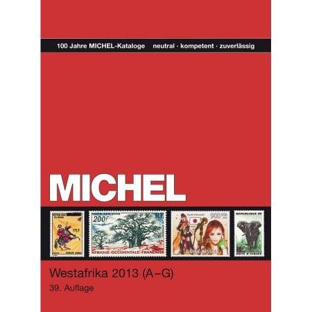 Michel Catalog WestAfrika 2013 (ÜK 5)
