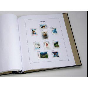 DAVO album pages setsAndorra Spain 2008