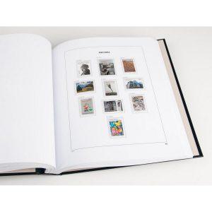 DAVO album pages setsAndorra Spain 2012