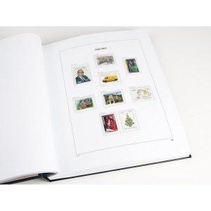 DAVO album pages setsAndorra Spain 2013