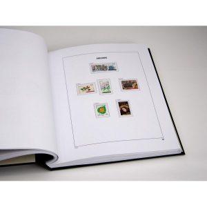 DAVO Year Supplement PagesAndorra France 2011