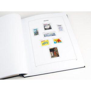 DAVO Year Supplement PagesAndorra France 2012