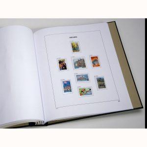 DAVO Year Supplement PagesAndorra France 2014