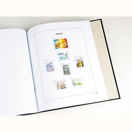DAVO Year Supplement PagesAndorra France 2016