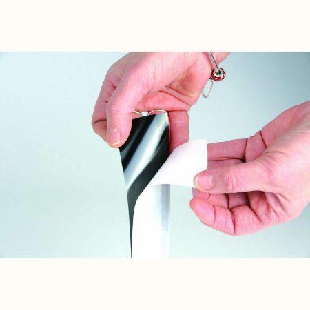 DAVO easy mounts self-adhesive step strip