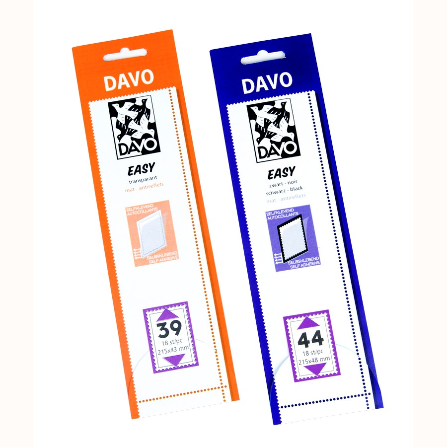DAVO easy mounts self-adhesive