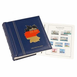 Lechtturm stamp album Germany