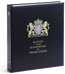 Davo Coin Album Queen Beatrix