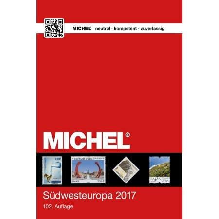 Michel Catalog Südwesteuropa 2017 (EK 2)