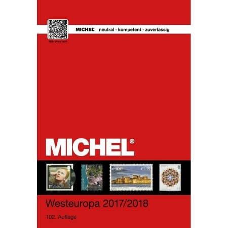Michel Catalog Westeuropa 2017/2018 (EK 6)
