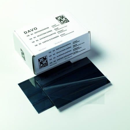 Davo Insteekkaartjes Davo Stockcards ApprovalCards N3