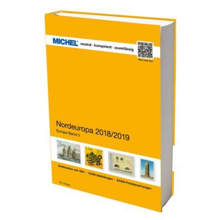 Michel Catalog Nordeuropa 2018/2019 (EK 5)