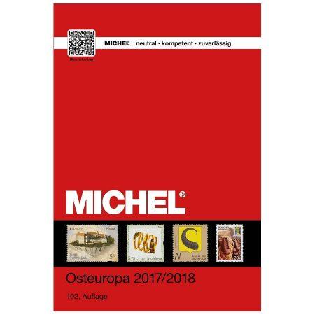 Michel Catalog Osteuropa 2017/2018 EK7