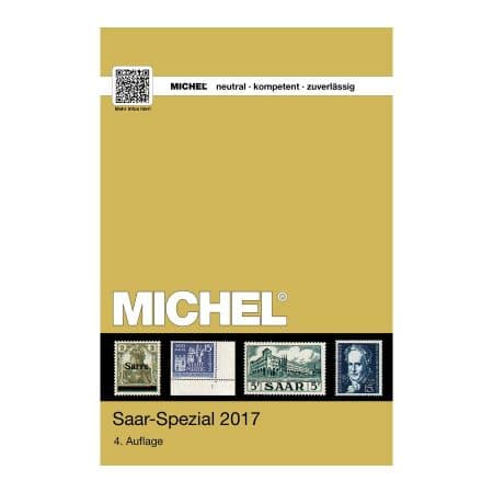 Michel Catalog Saar Spezial 2017 44th edition