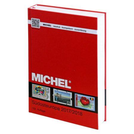 Michel Catalog Südosteuropa 2017/2018 (EK 4)