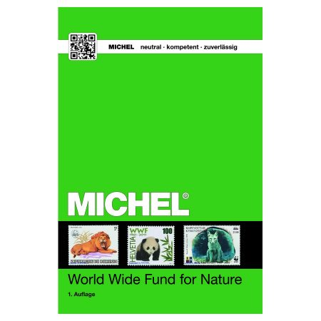 Michel Catalog WWF World Wide Fund for Nature 2016
