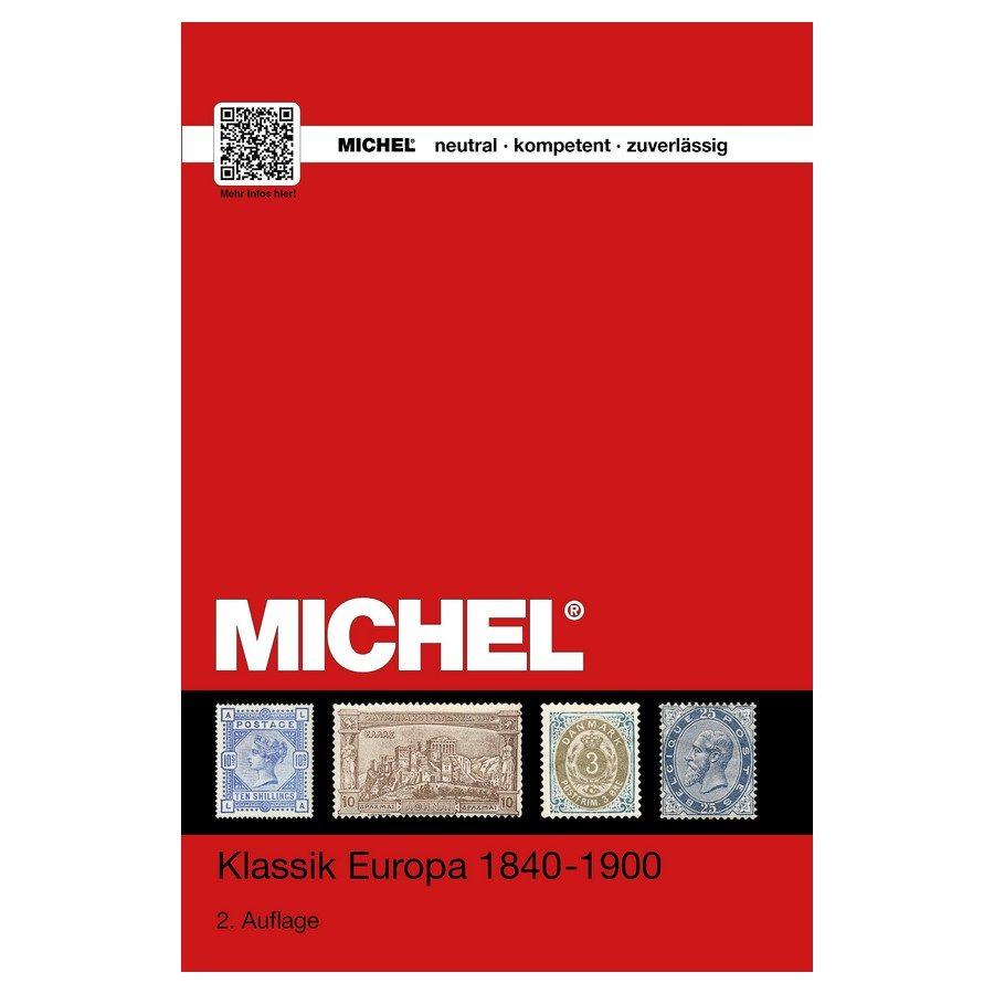 Michel Catalog Klassik Europa 1840-1900 2nd Edition