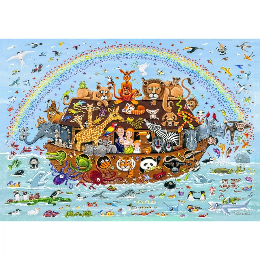 Wentworth Noah's Ark Jigsaw Puzzle
