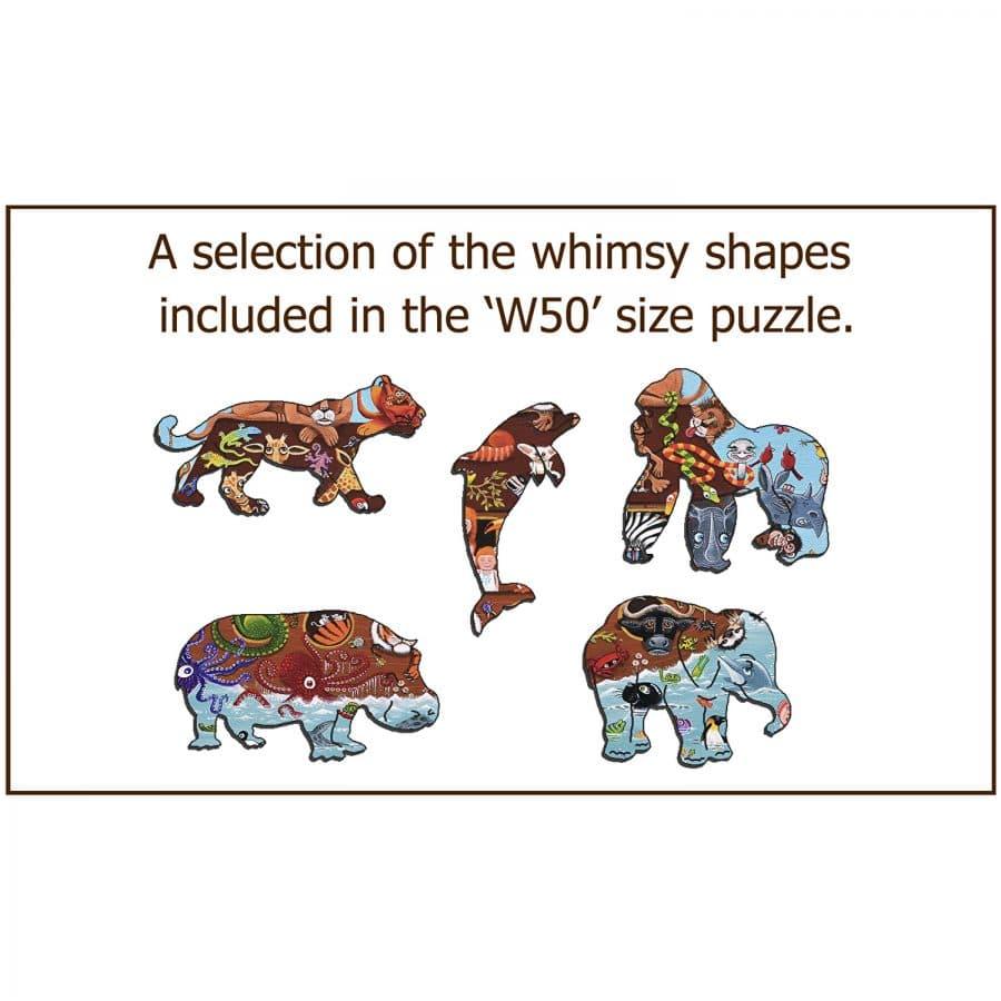 Wentworth Noah's Ark Jigsaw Puzzle