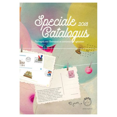 NVPH Speciale catalogus 2018 Nederland
