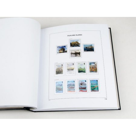 DAVO Year Supplement Pages Falkland Islands (2007-2017)