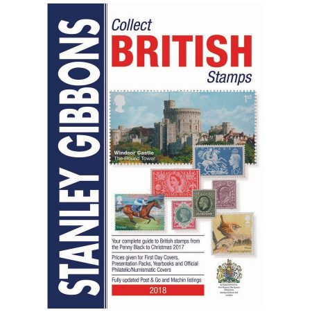 Stanley Gibbons Collect British Stamps 2018