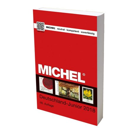 Michel Catalog Deutschland Junior 2018 Katalog