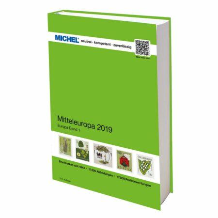 Michel Catalog Mitteleuropa 2019 (EK 1)