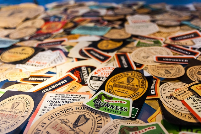 The history and basics of beer coaster collecting