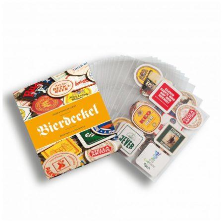 Leuchtturm Album GRANDE Beer Mats incl 15 clear sheets