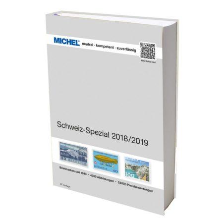 Michel Catalog Schweiz-Spezial 2018/2019