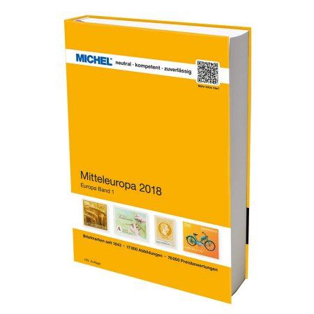 Michel Catalog Mitteleuropa 2018 (EK 1)