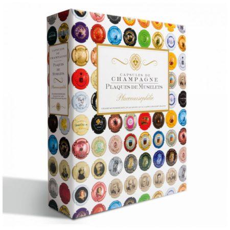 Leuchtturm Album GRANDE Champagne Ringbinder