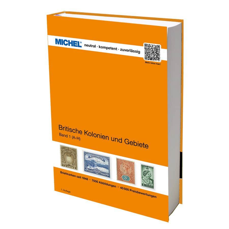 Michel Catalog British Colonies and Territories