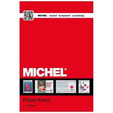Michel Catalog Rotes Kreuz – Ganze Welt 2018 - Red Cross