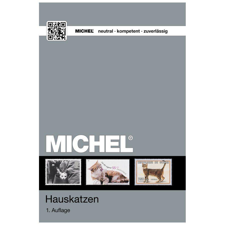 Michel Catalog Hauskatzen – Ganze Welt 2018 - Cats