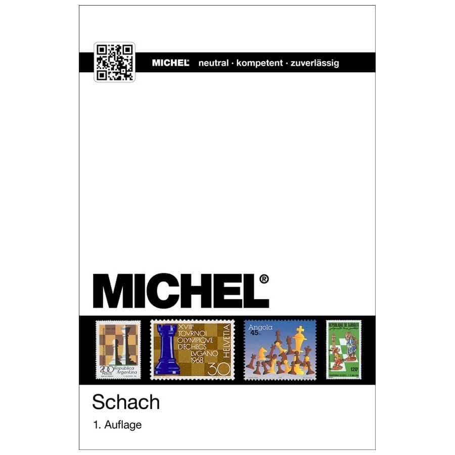 Michel Catalog Schach – Ganze Welt 2018