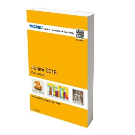 Michel Catalog Deutschland Junior 2019