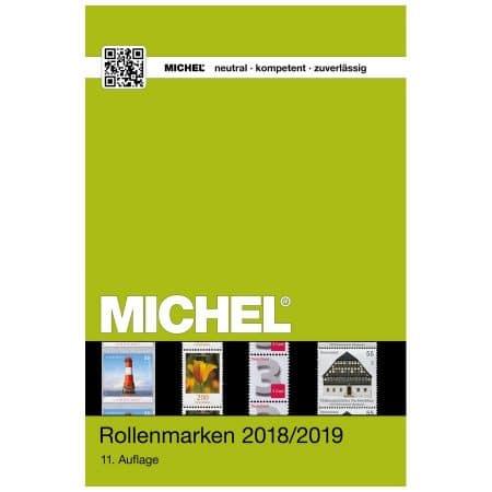 Michel Catalog Rollenmarken Deutschland 2018/2019 - Coil Stamps