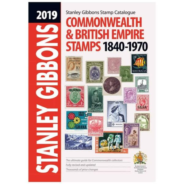 Stanley Gibbons Commonwealth & British Empire Stamps 2019