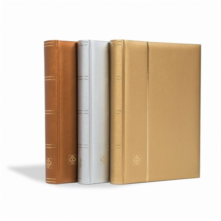 "Leuchtturm Stockbooks COMFORT ""Metallic Edition"""