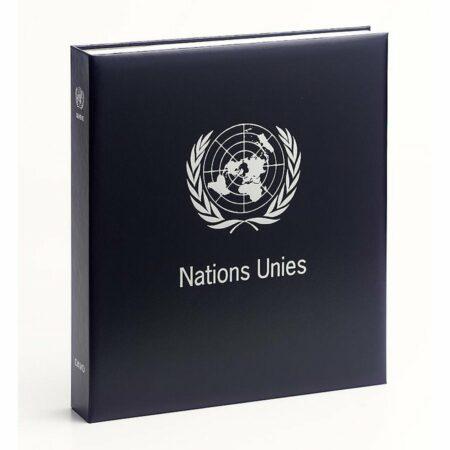 DAVO Stamp Album Binders UN Geneva