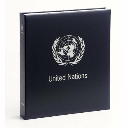 DAVO Stamp Album Binders UN Endangered Species