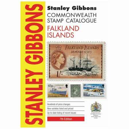 Stanley Gibbons Commonwealth Stamp Catalog Falkland Islands 7th ed
