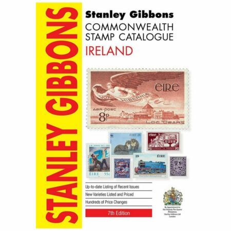 Stanley Gibbons Commonwealth Stamp Catalog Ireland 7th ed