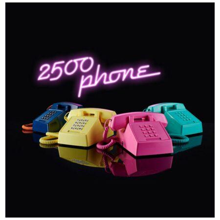 Wild&Wolf Telephones 2500 Phones
