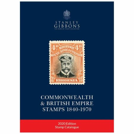 Stanley Gibbons Commonwealth & British Empire Stamps 2020