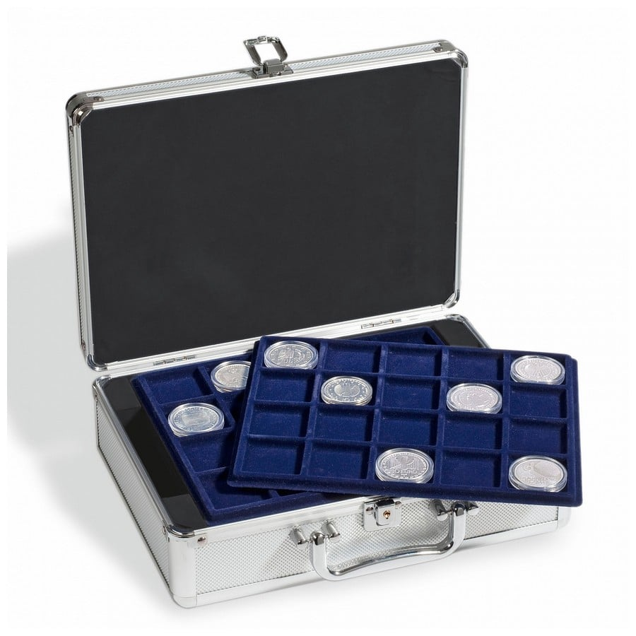 Leuchtturm CARGO S6 coin case for 144 coins